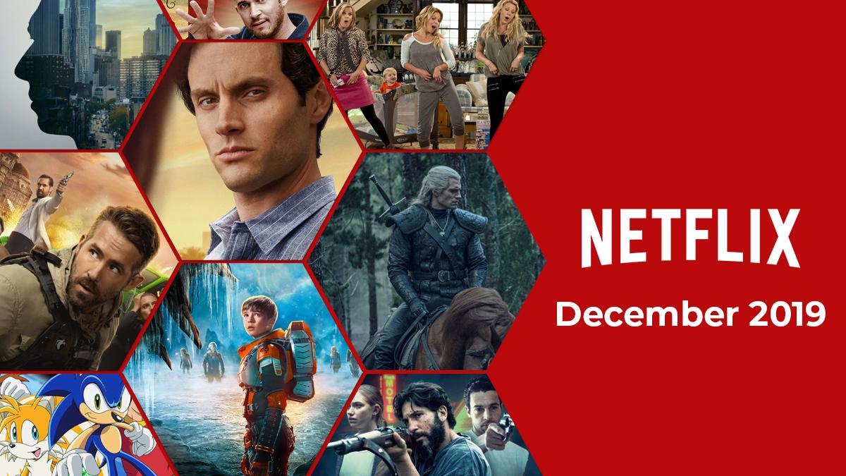 Netflix premieres in December 2019