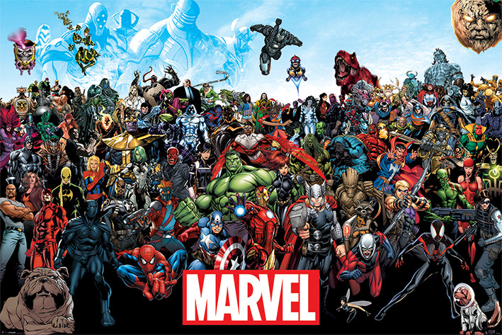 Marvel Movies on Netflix