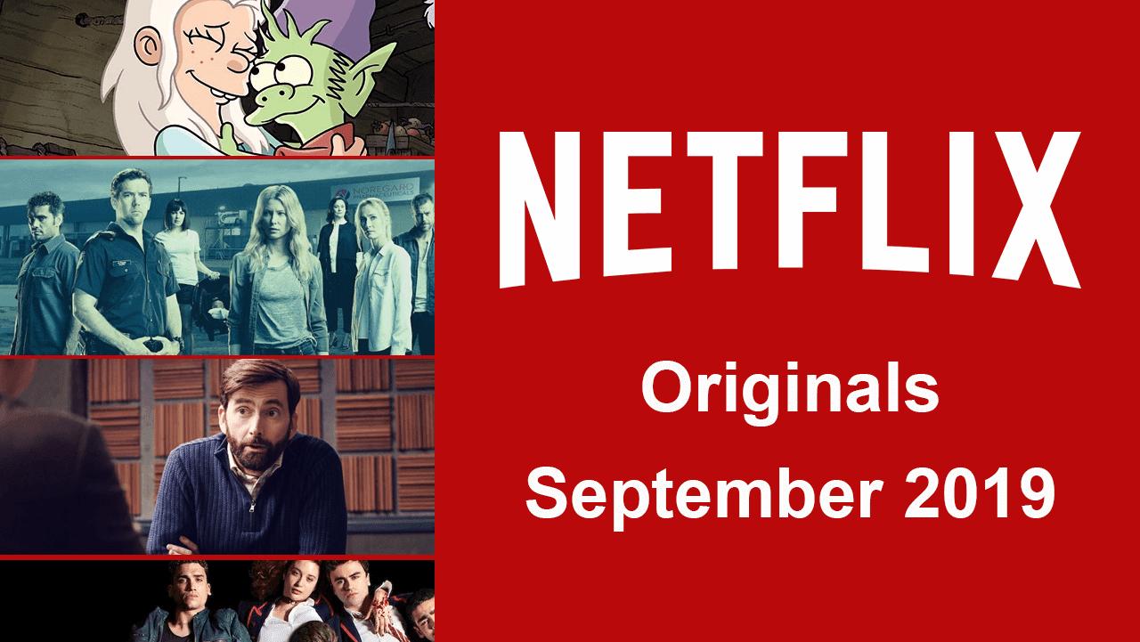 Netflix premieres in September 2019