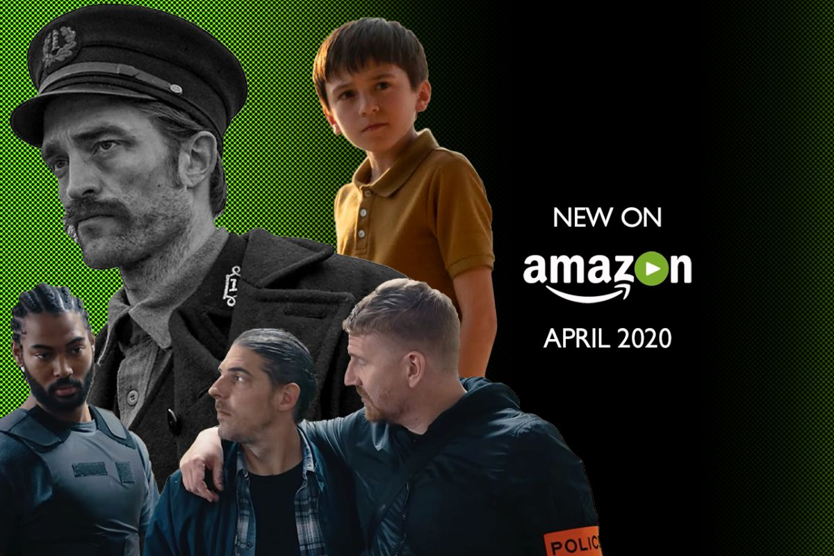 Amazon Prime premieres in April 2020