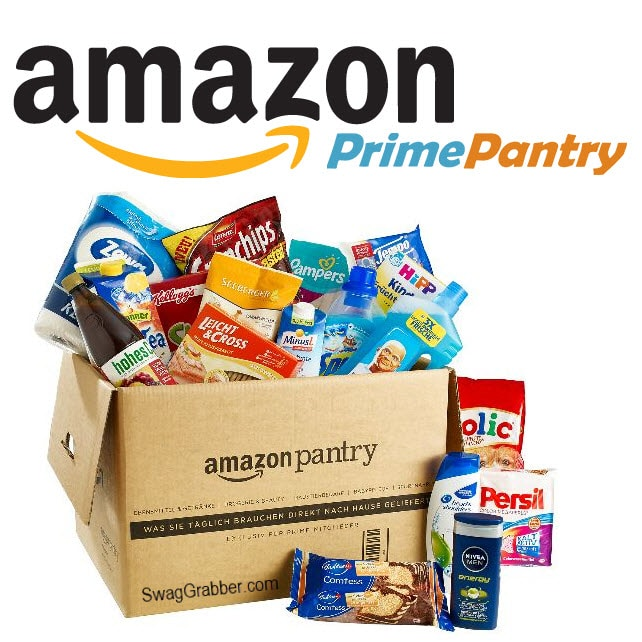 Amazon Prime Pantry is back online