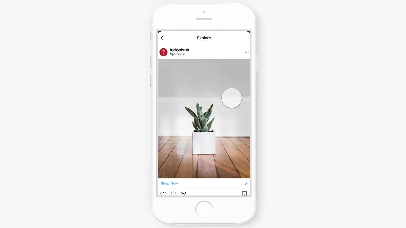 Ads Headed to Instagram Explore Feed