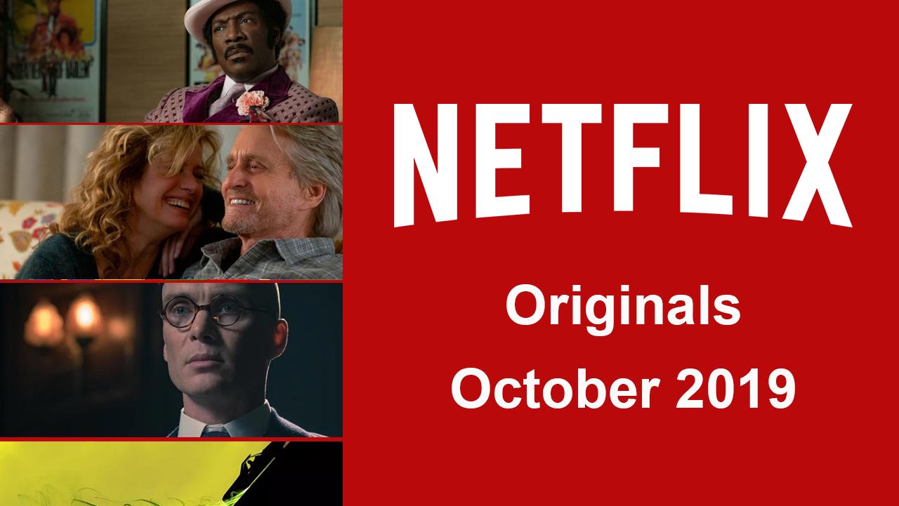 Netflix premieres in October 2019