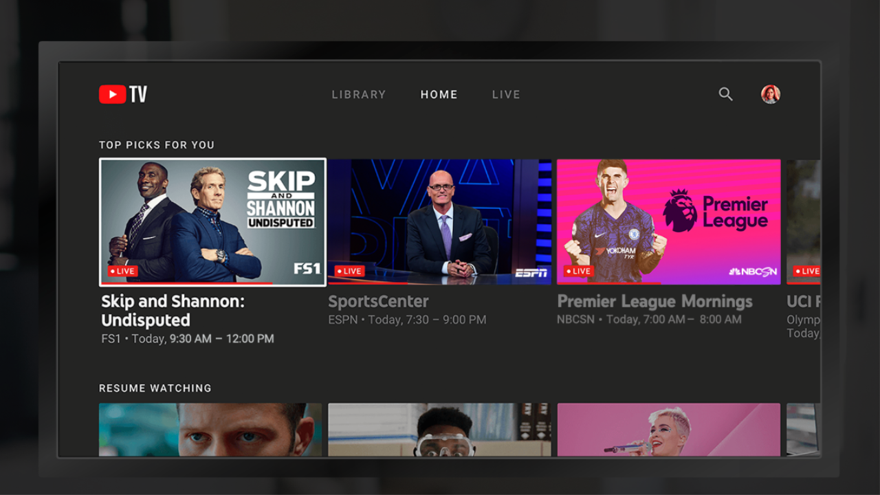 YouTube TV Is Coming to (Most) Fire TV Devices