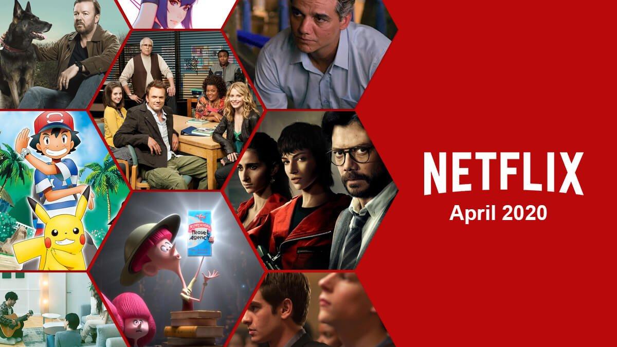 Netflix premieres in April 2020