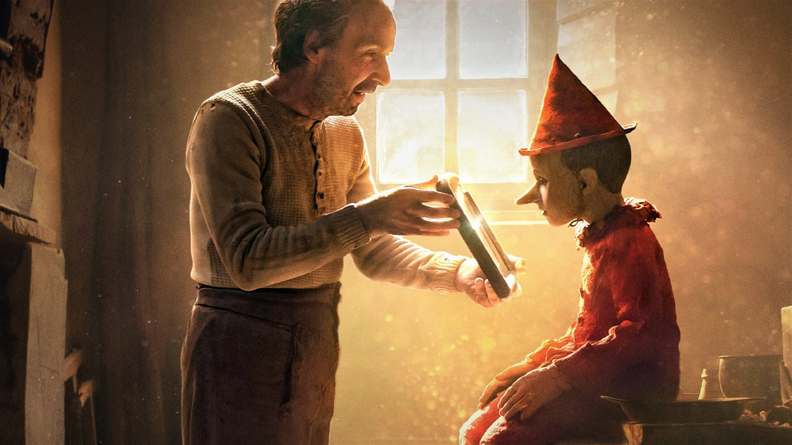Pinocchio – the tale of a toy boy