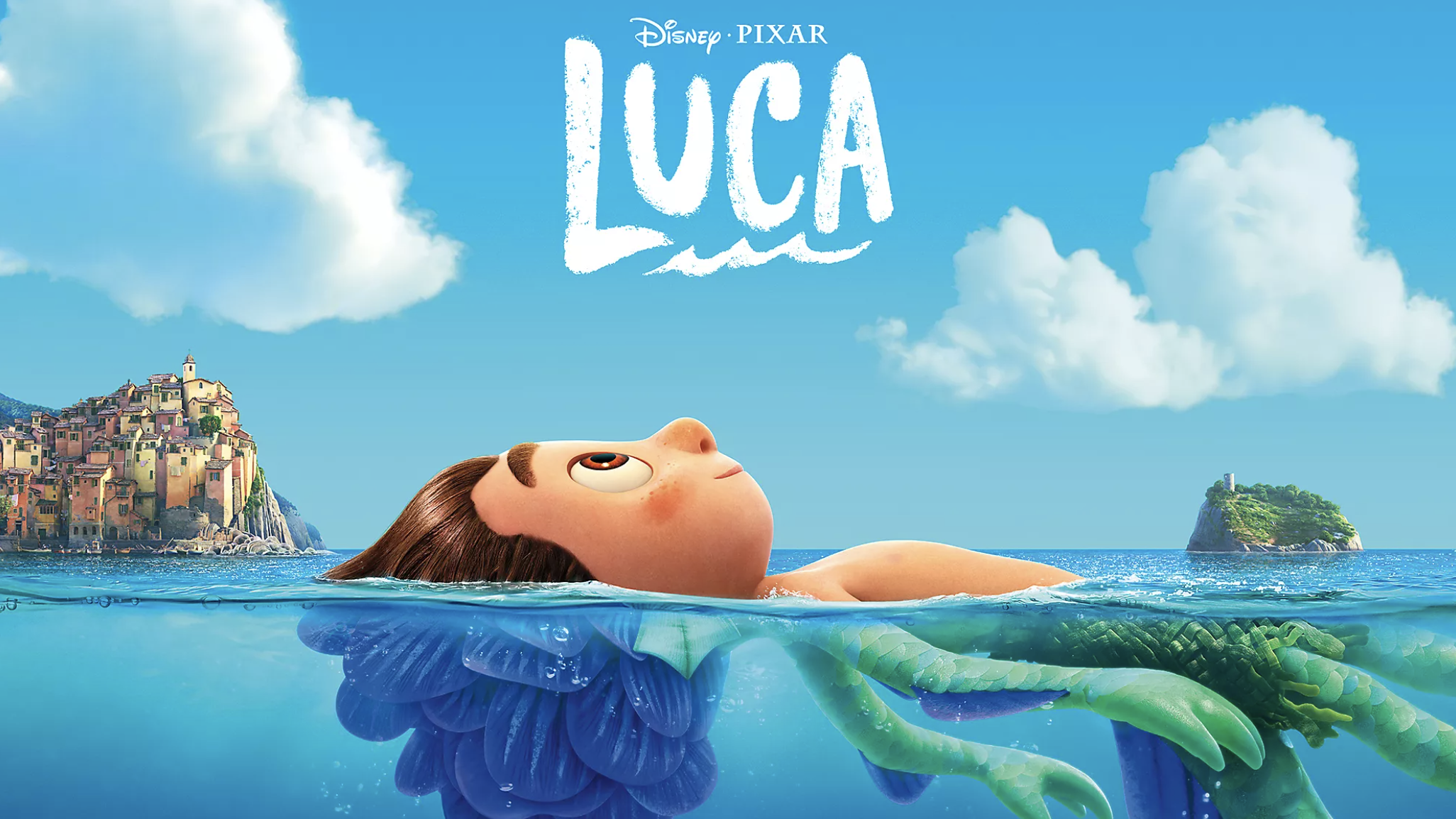 Luca – a colorful cartoon about friendship from Disney