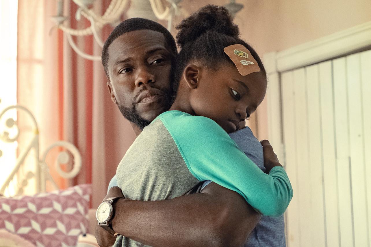 Fatherhood is a new Netflix melodrama