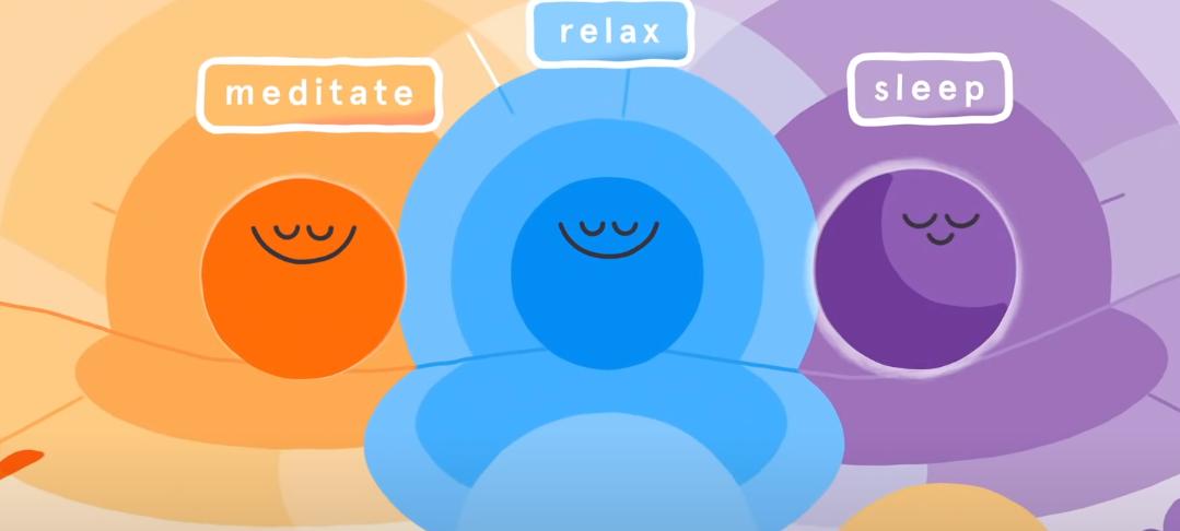 Meditation program from Netflix