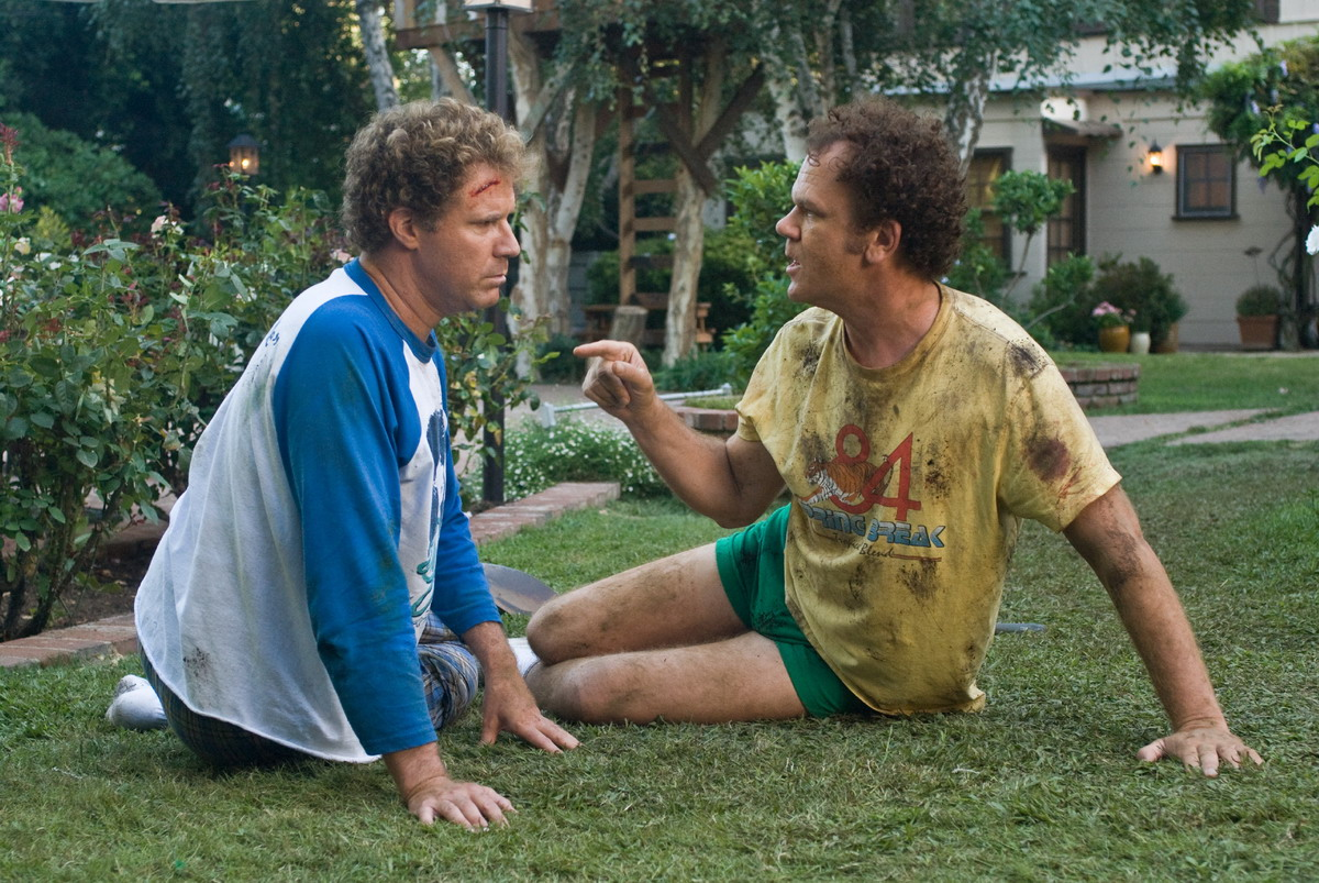 Stepbrothers – the comedy now on the Amazon service